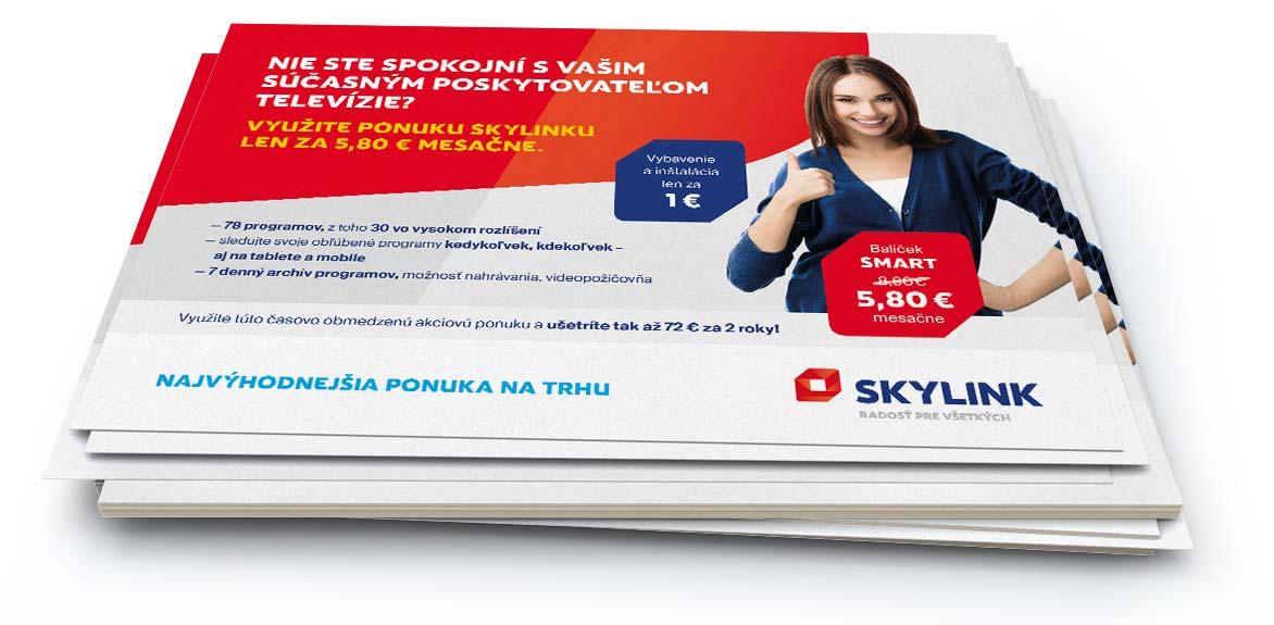 Mondo - reklamná agentúra - leták