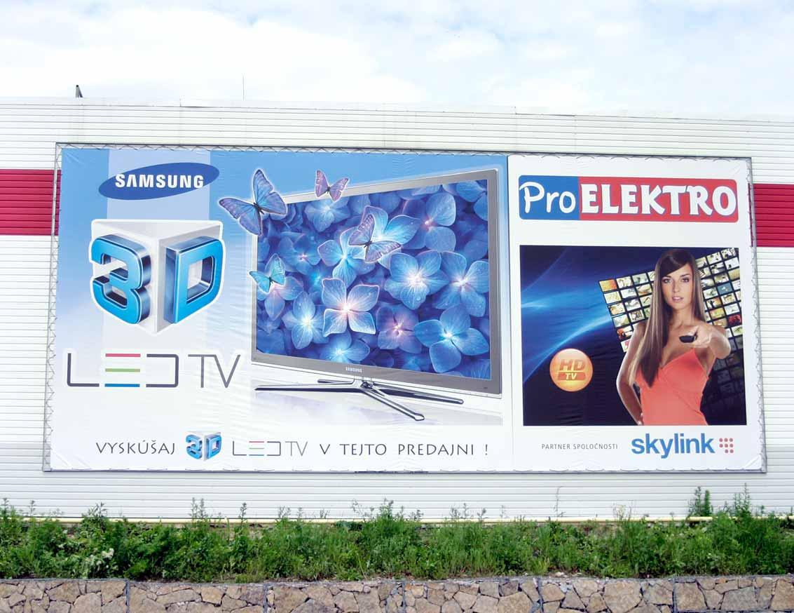 Mondo - Banner Pro Elektro