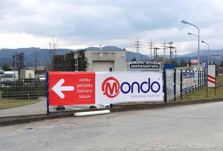 Mondo - banner
